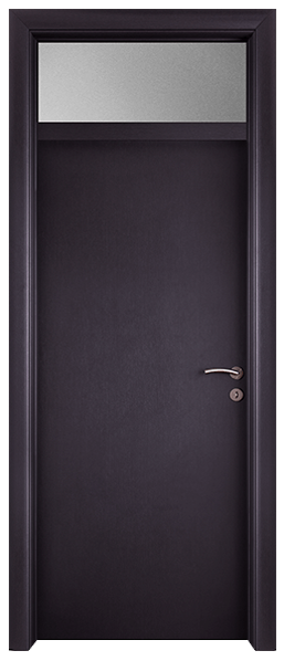 Vrata Grafit P1 nad