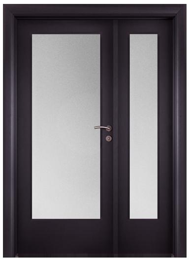 Vrata Grafit P3P3