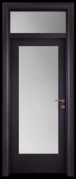 Vrata Grafit P3 nad