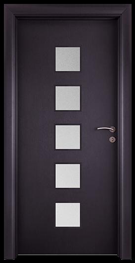 Vrata grafit P4