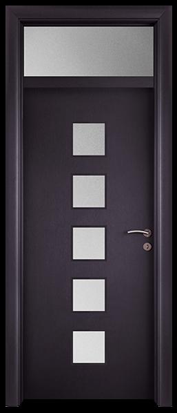 Vrata Grafit P4 nad