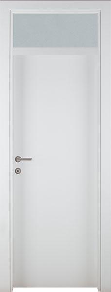 Vrata bijela P1 nad