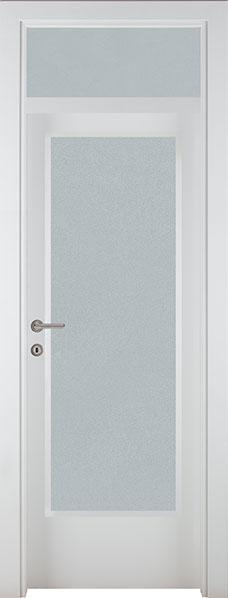 Vrata bijela P3 nad