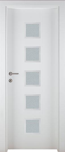 Vrata bijela P4