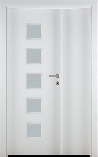 Vrata bijela P4P1